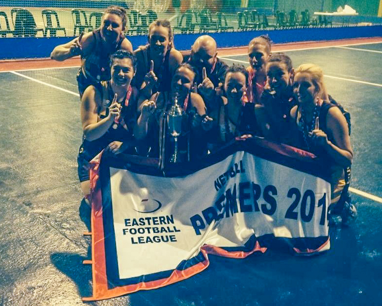 2014 Division 1 Netball Premiers