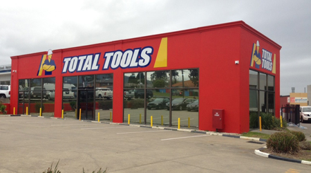 Total Tools Ferntree Gully