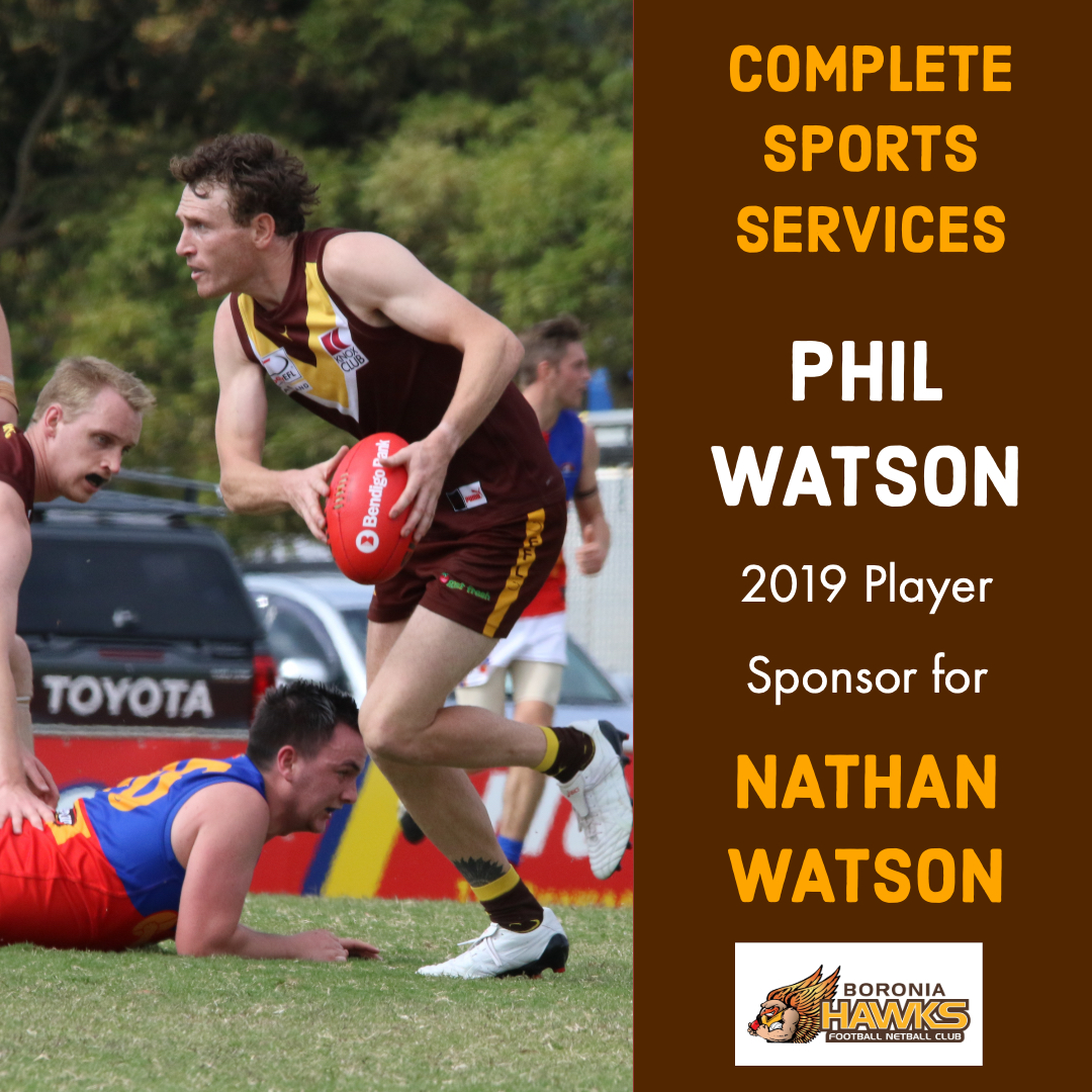 Thank you to Phil Watson!
